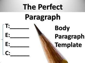 Main parts of a essay